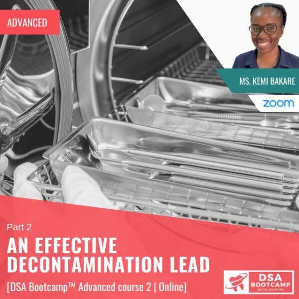 An effective Decontamination Lead 2