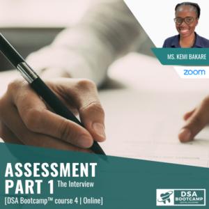 Assessment Part 1