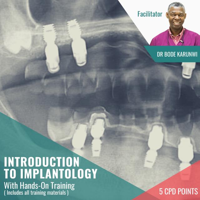 Intro to Implantology