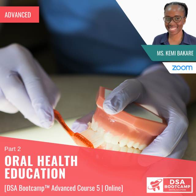 Oral health Education 2