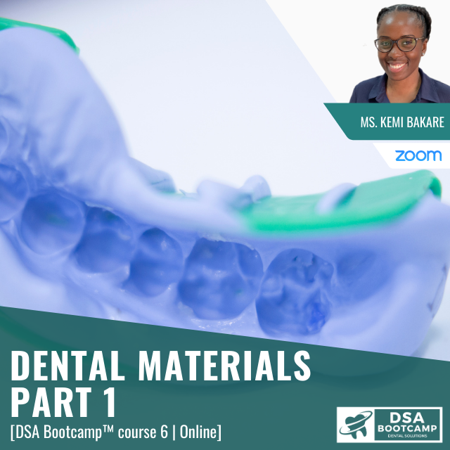 dental materials Part 1