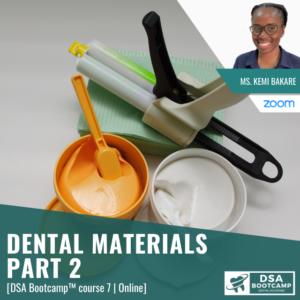 dental materials Part 2