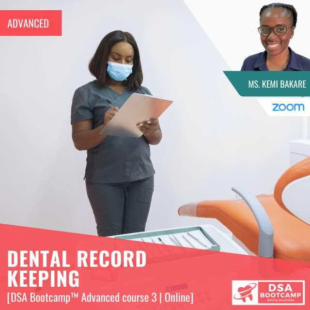 Dental Record keeping