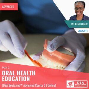 Oral health Education 2