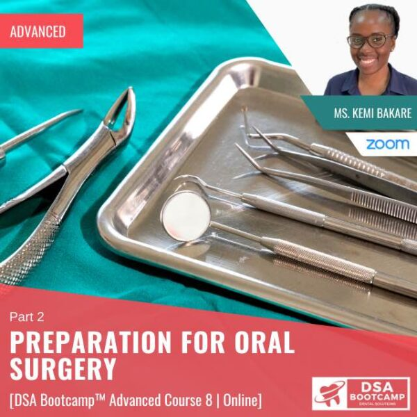 Preparation for Oral surgery 2