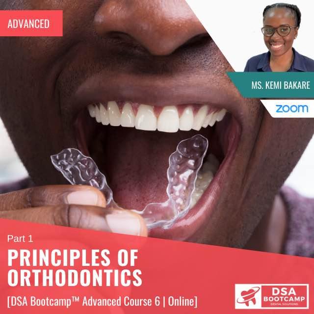 Principles of Orthodontics 1